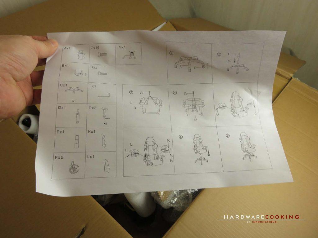 plan montage Z300