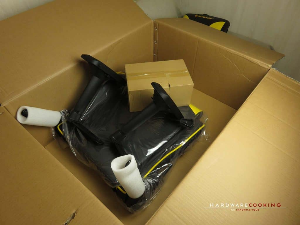 contenu carton Z300