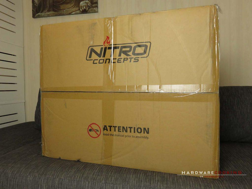 Nitro Concepts E250 carton