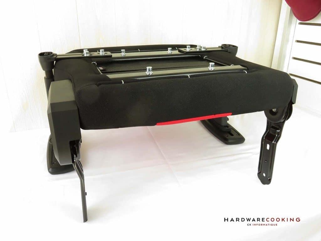 montage bloc support Nitro Concepts E250