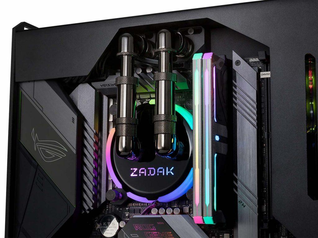 Waterblock CPU ZADAK