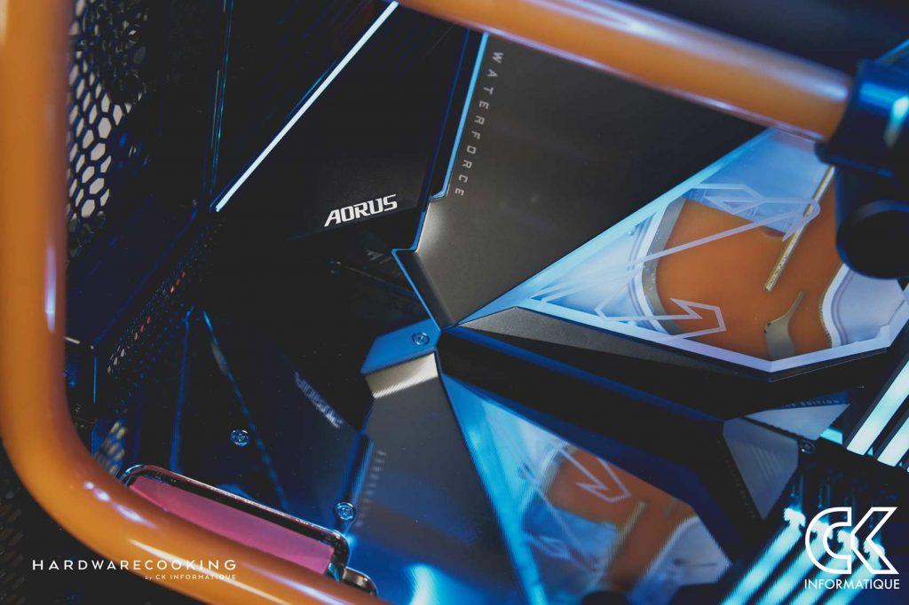 Build Z490 AORUS XTREME WATERFORCE