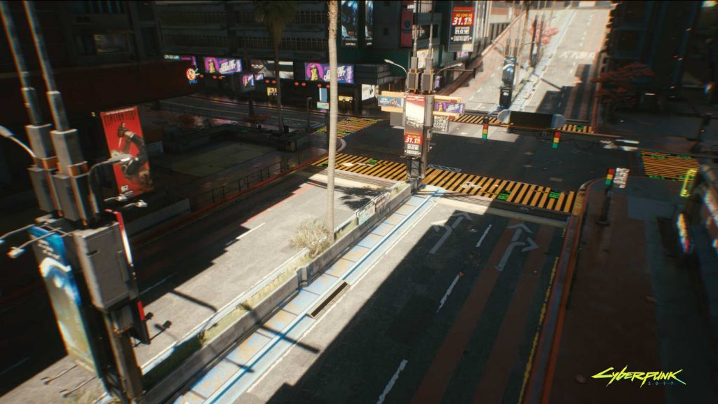 Cyberpunk 2077 ray tracing et DLSS 2.0