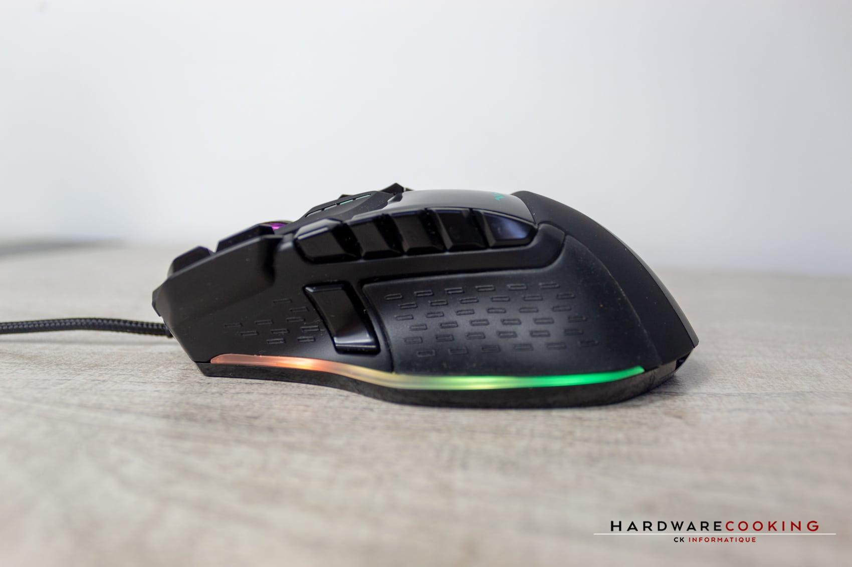 Test Patriot Viper V570 RGB Blackout Edition