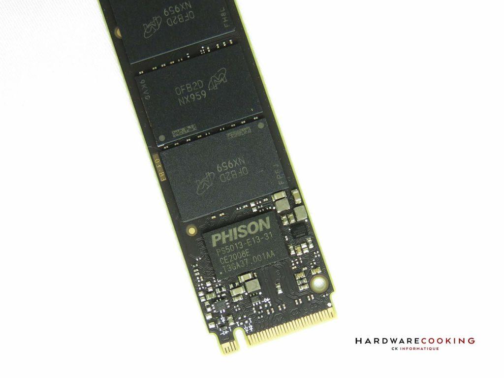 Contrôleur mémoire Phison PS5013-E13
