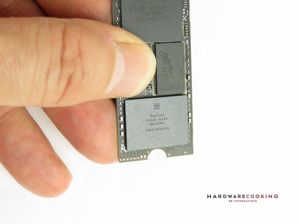 Puce mémoire SanDisk 1024 Go