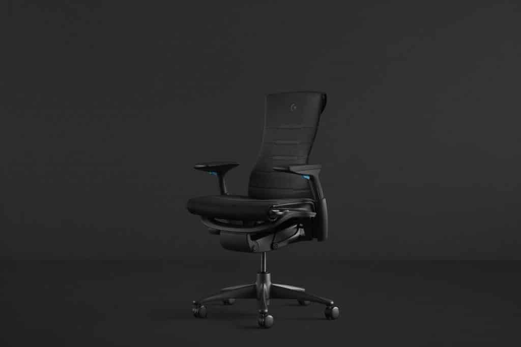 fauteuil gamer Herman Miller x Logitech G Embody