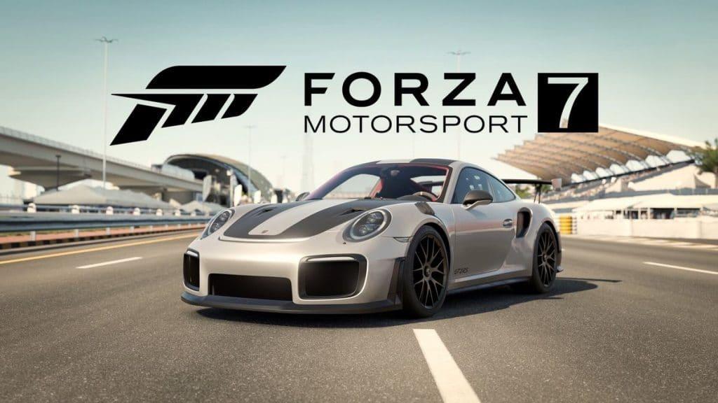 Forza MotorSport 7 NVIDIA GeForce Hotfix Driver Version 451.85