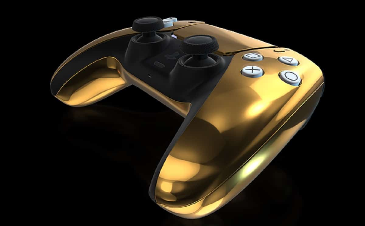 Sony PlayStation 5 version Or
