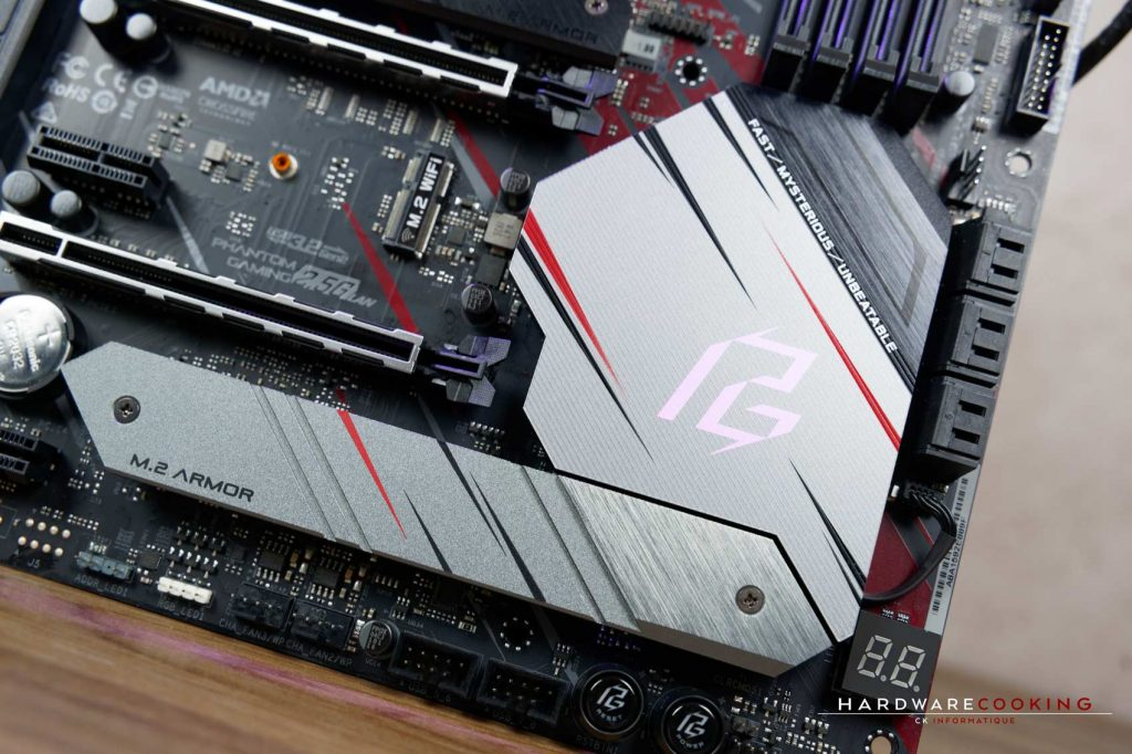 Chipset AMD B550