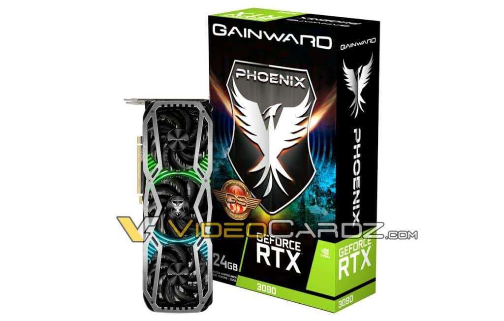 Gainward GeForce RTX 3090 Phoenix