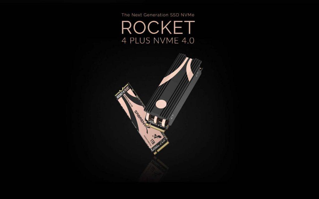 SSD Sabrent Rocket 4 Plus