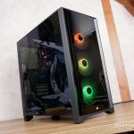 Test CORSAIR iCUE 4000X RGB
