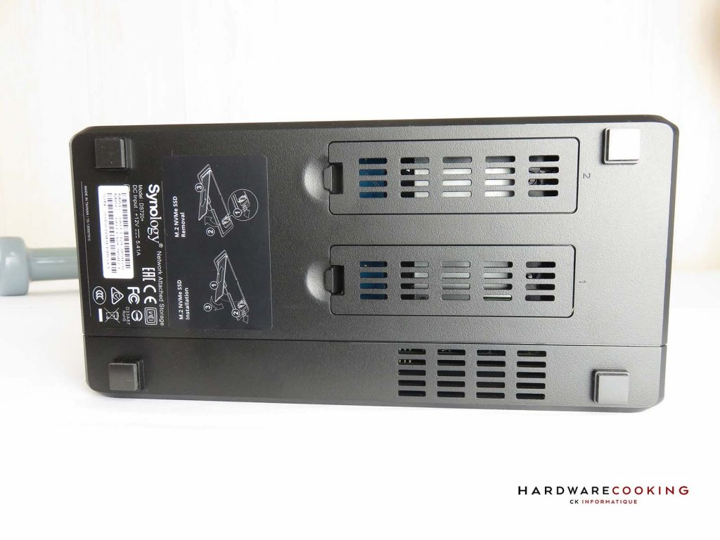 Emplacement SSD M.2 NVMe