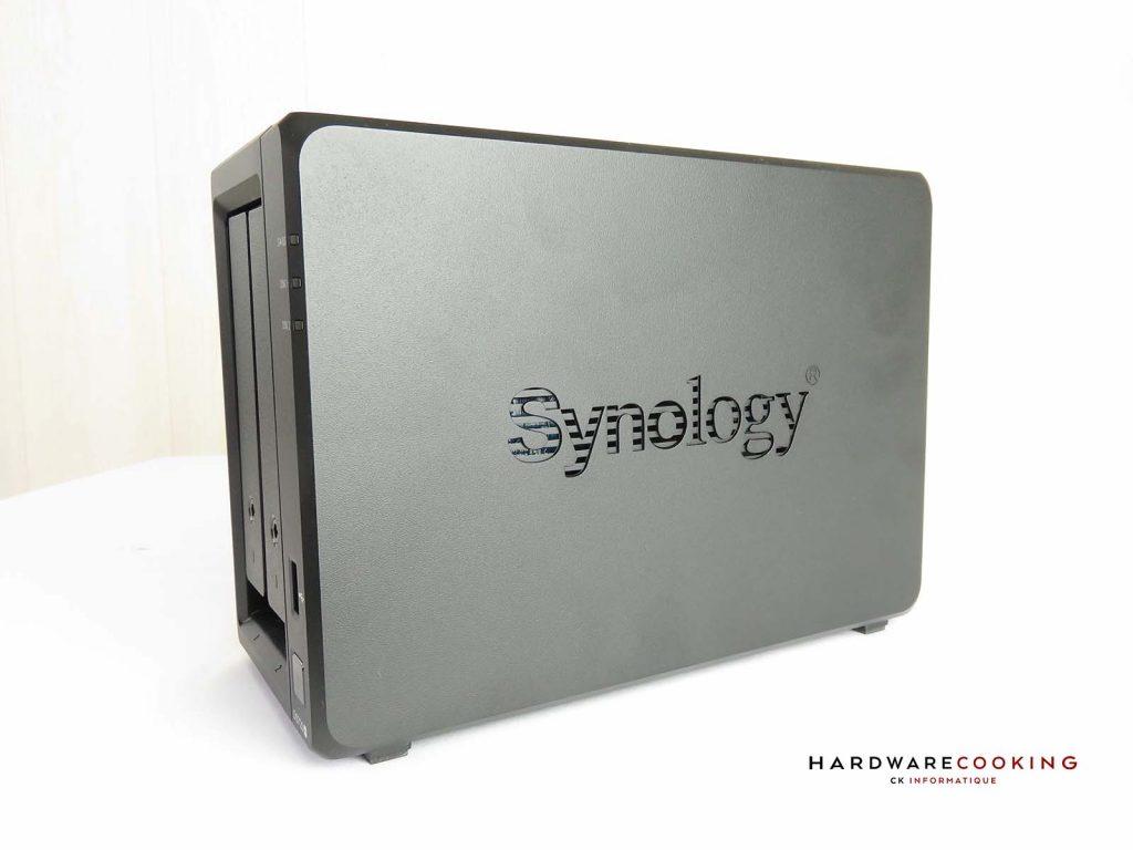 Découpe logo Synology
