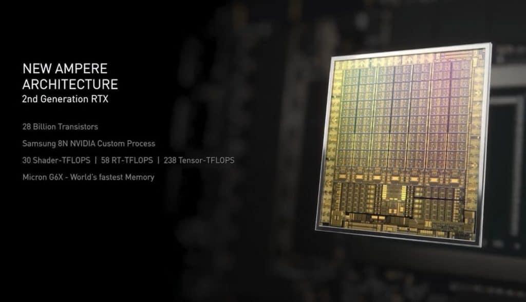 Architecture Nvidia Ampère
