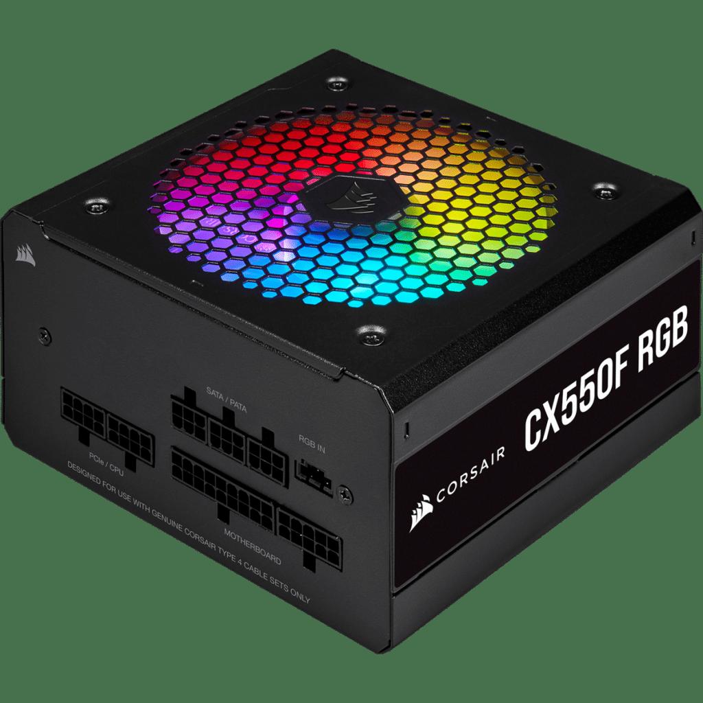 CORSAIR CX550F RGB