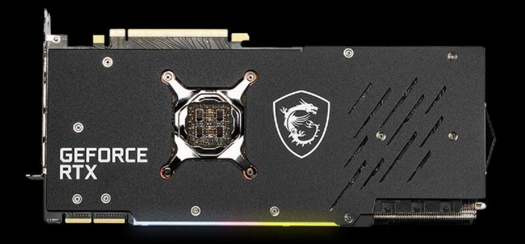 MSI GeForce RTX 3090 GAMING Trio