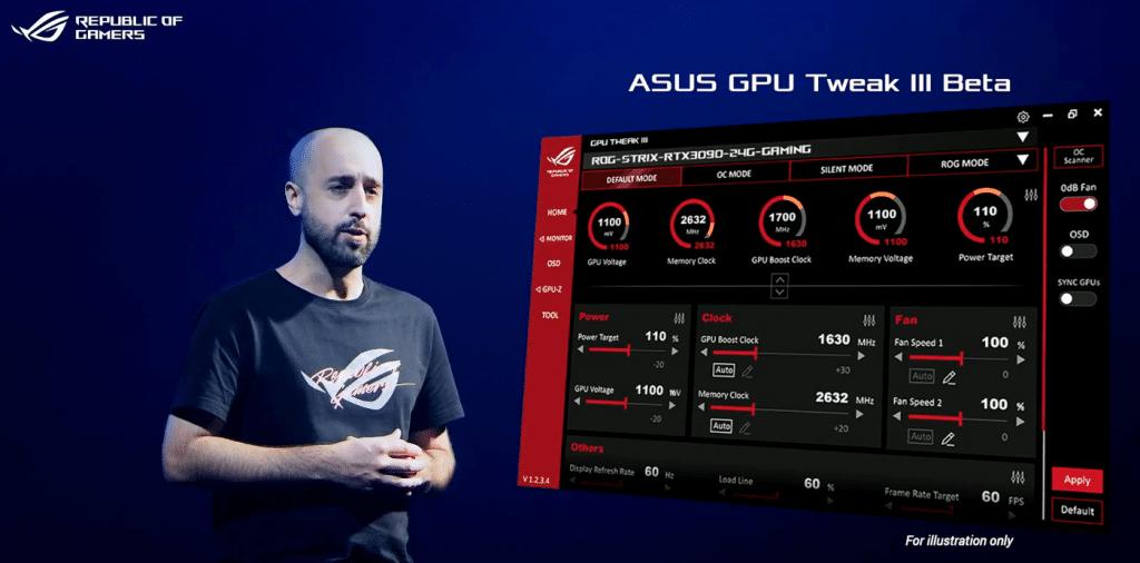 GPU Tweak III