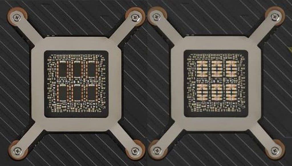 condensateurs ASUS ROG Strix