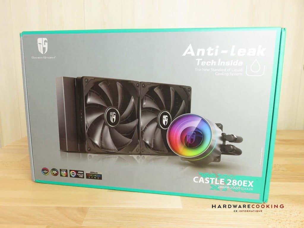 Boîte GamerStorm CASTLE 280EX
