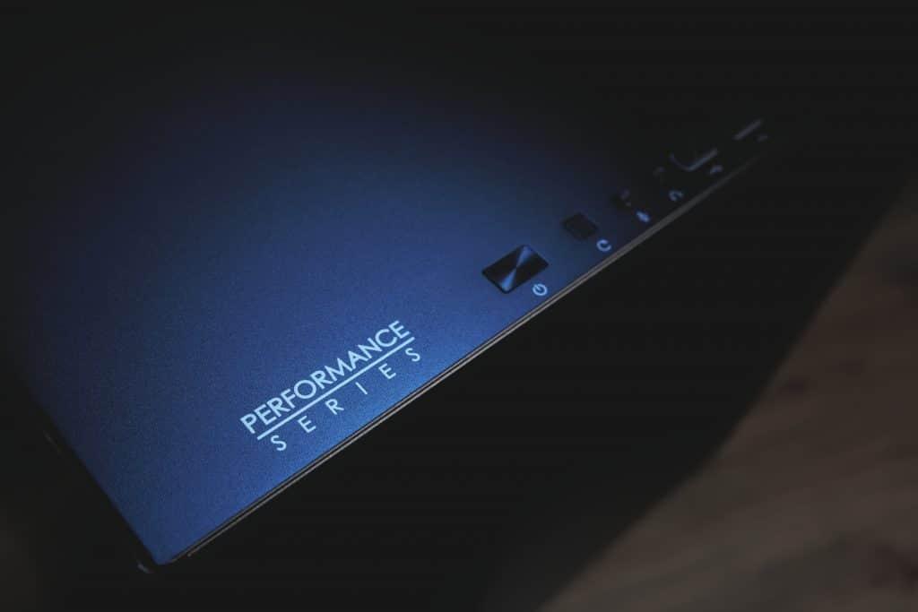 boîtier ANTEC P120 Crystal