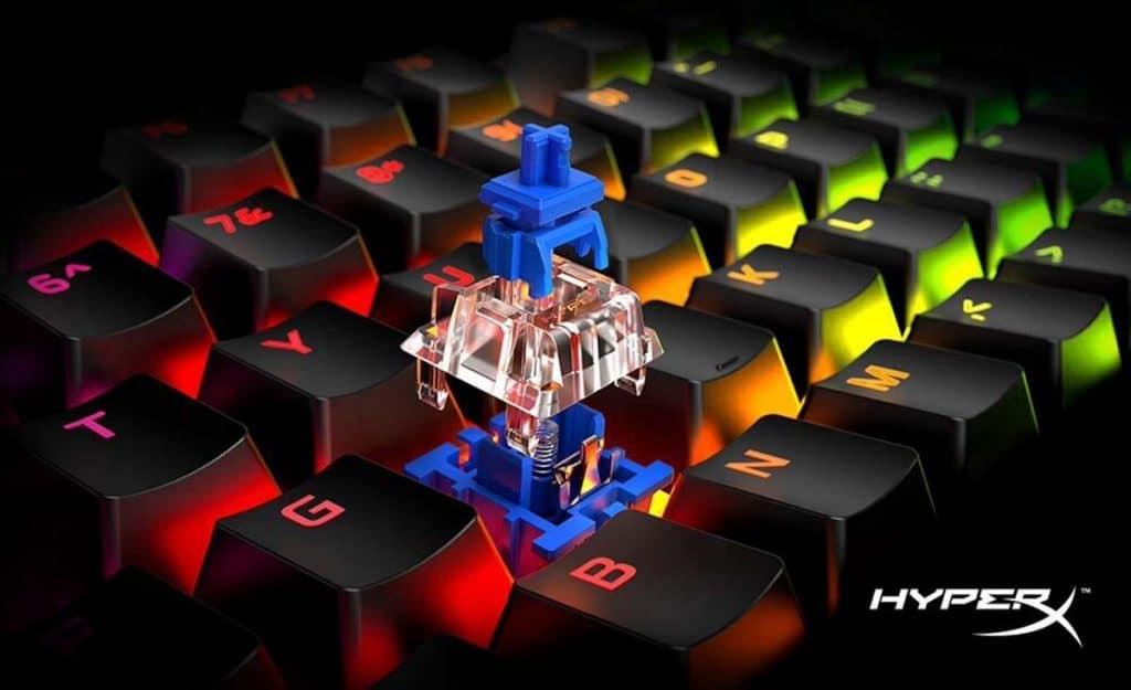 Switch HyperX Blue
