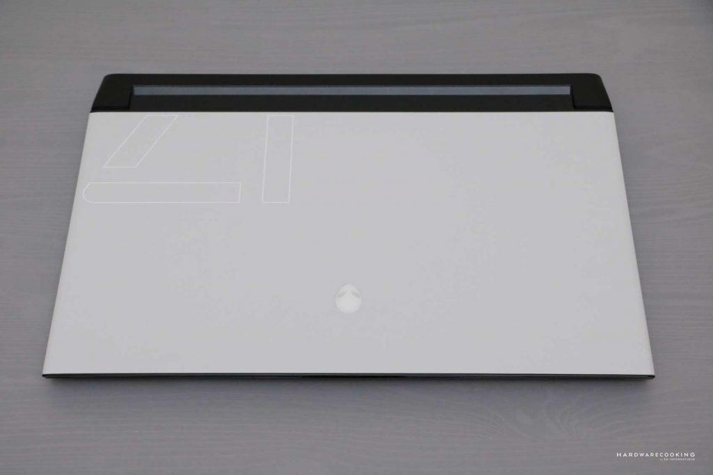 test Alienware M17 R3