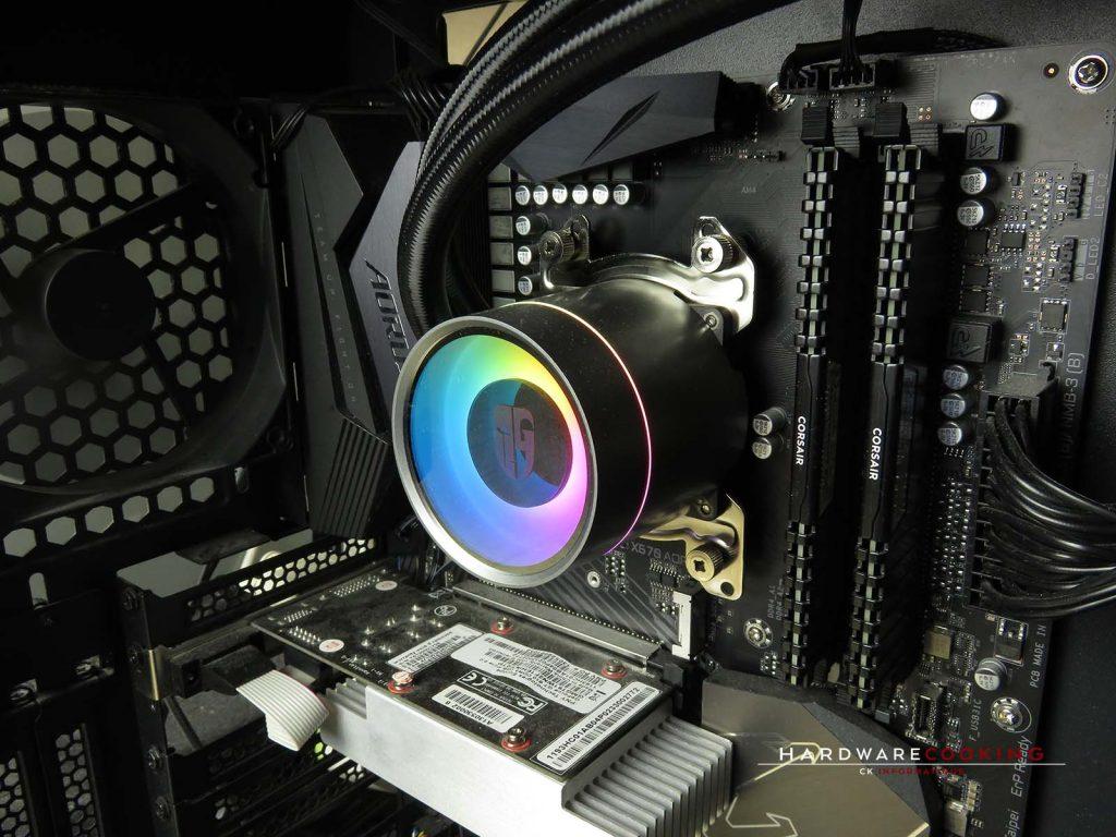 GamerStorm CASTLE 280EX montage final