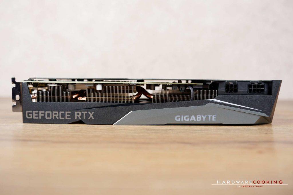 Test GIGABYTE RTX 3070 GAMING OC 8G