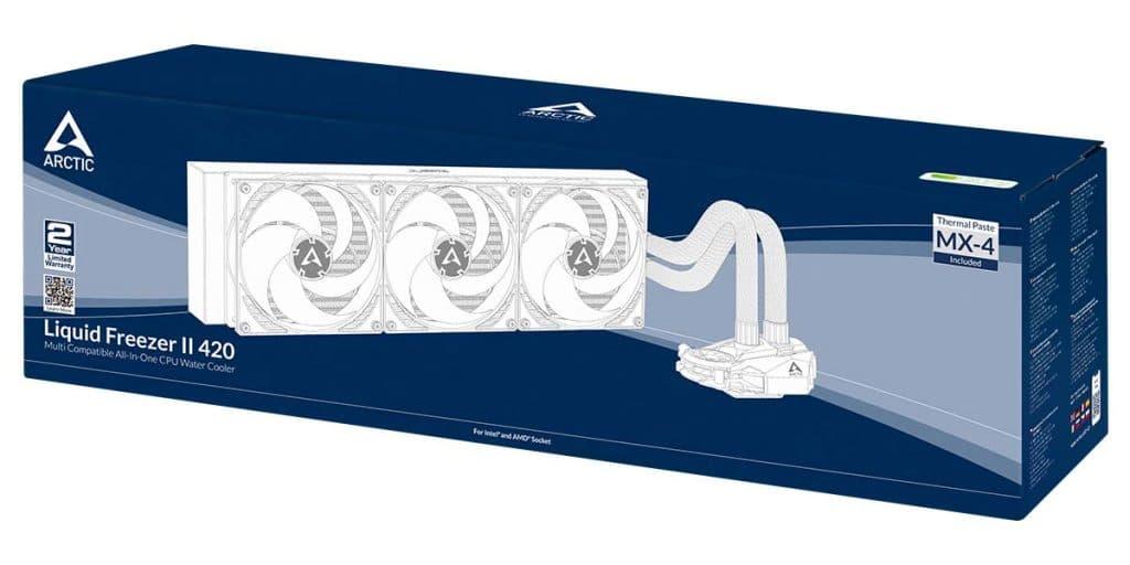 ARCTIC Liquid Freezer III 420 mm