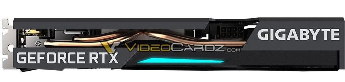 Gigabyte Eagle GeForce RTX 3060 Ti OC