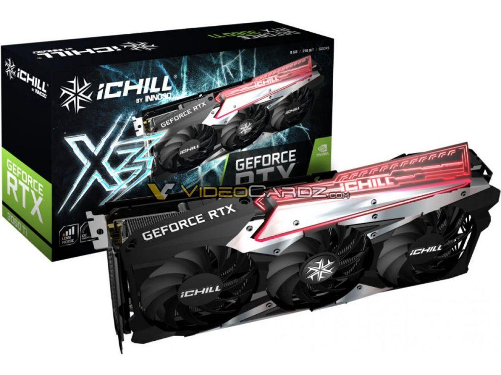 INNO3D RTX 3060 Ti iChill