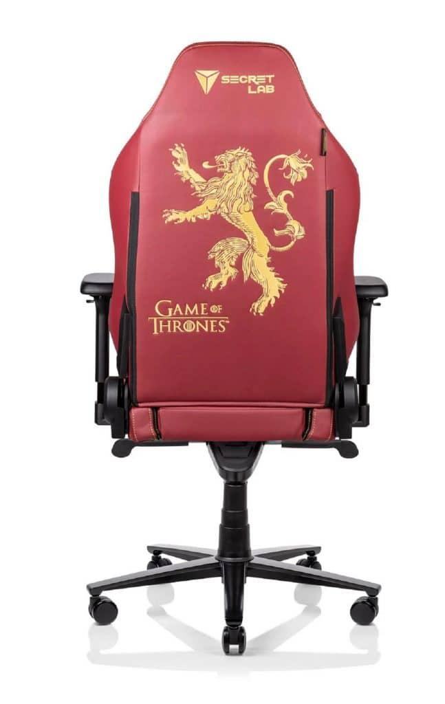 Secretlab OMEGA House Lannister