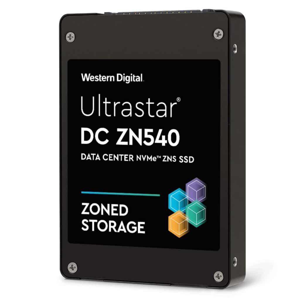 Western Digital Ultrastar DC ZN540
