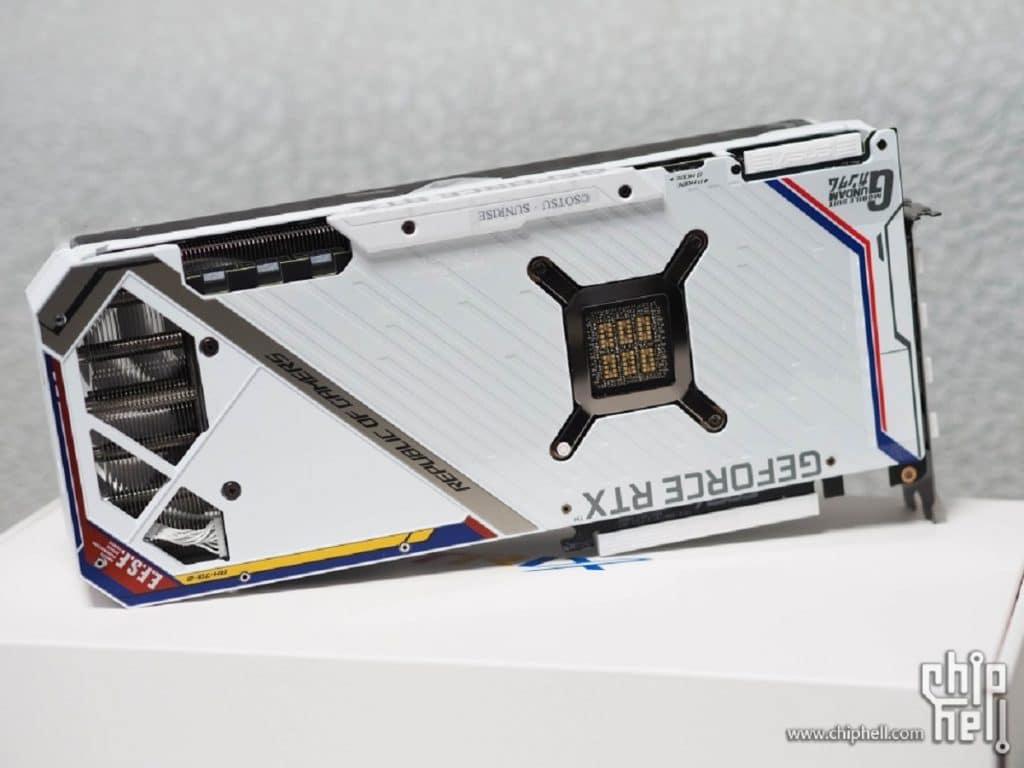 ASUS ROG STRIX RTX 3090 GUNDAM