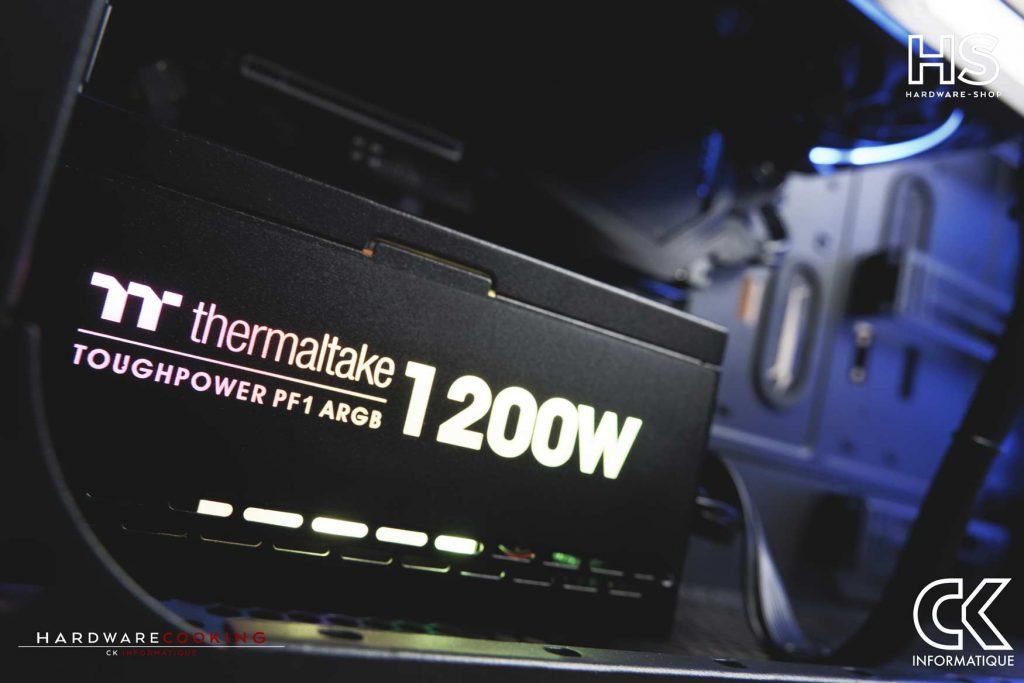 Alimentation Thermaltake PF1 ARGB 1200W