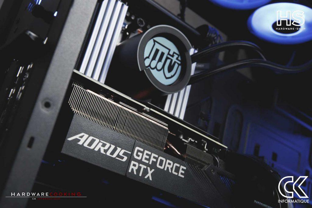 Build mistermv AORUS HardwareCooking