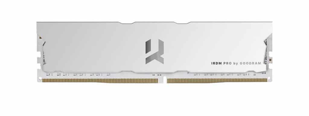 DDR4 GOODRAM IRDM PRO Hollow White