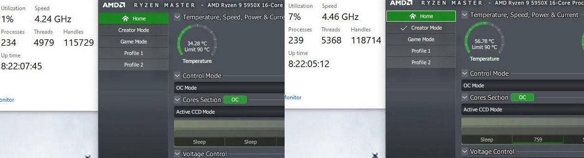 Epic Game Launcher problème de chauffe processeur AMD Ryzen