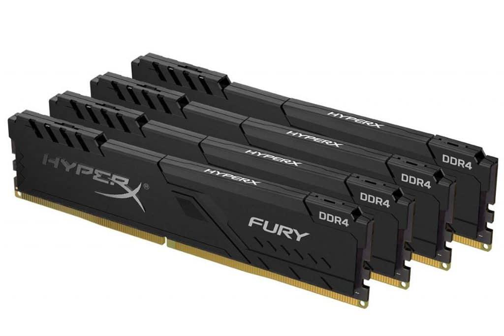 DDR4 HyperX Fury