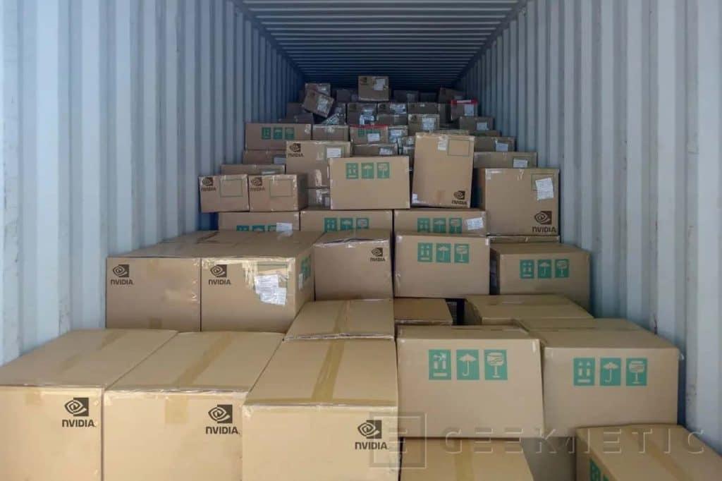 Container NVIDIA RTX 3000