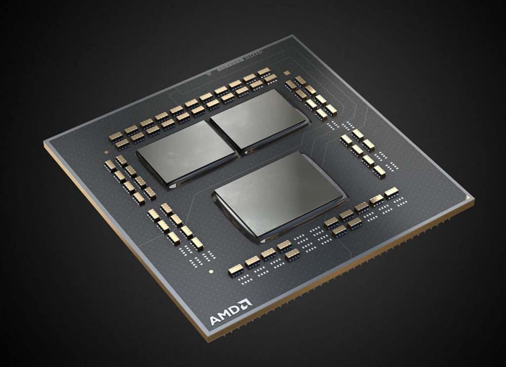 AMD Ryzen 5000 Zen 3 Desktop