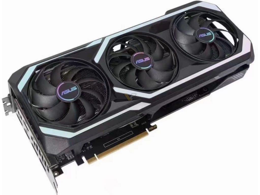 ASUS GeForce RTX 3000 Série Megalodon