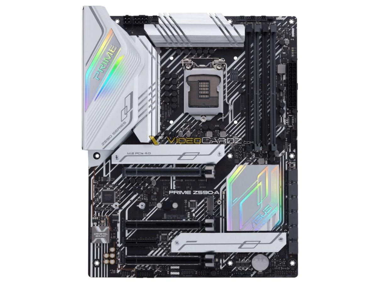 ASUS Z590 Prime
