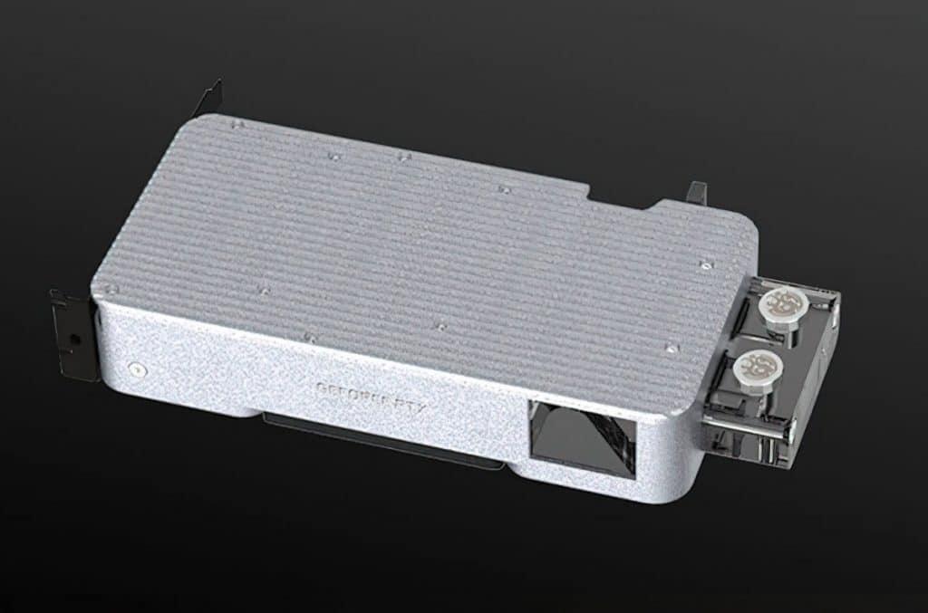 Bitspower Premium Mobius VGA Water Block