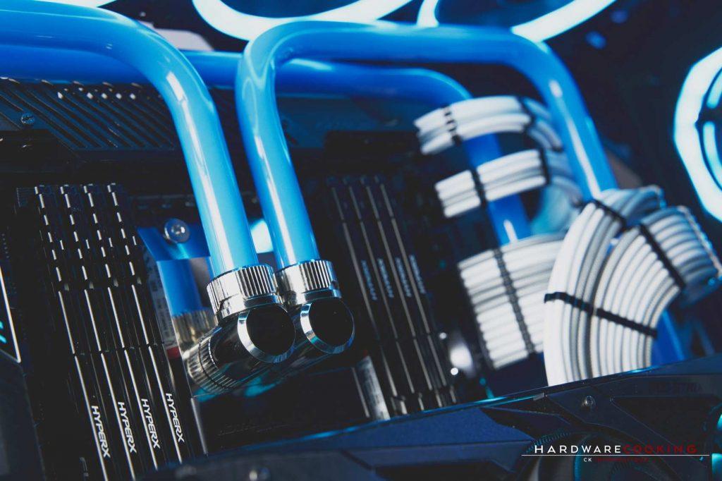watercooling custom Hardwarecooking CK Informatique