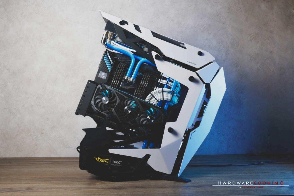Build HC ROG TORQUE RTX 3090 et Threadripper 3960X