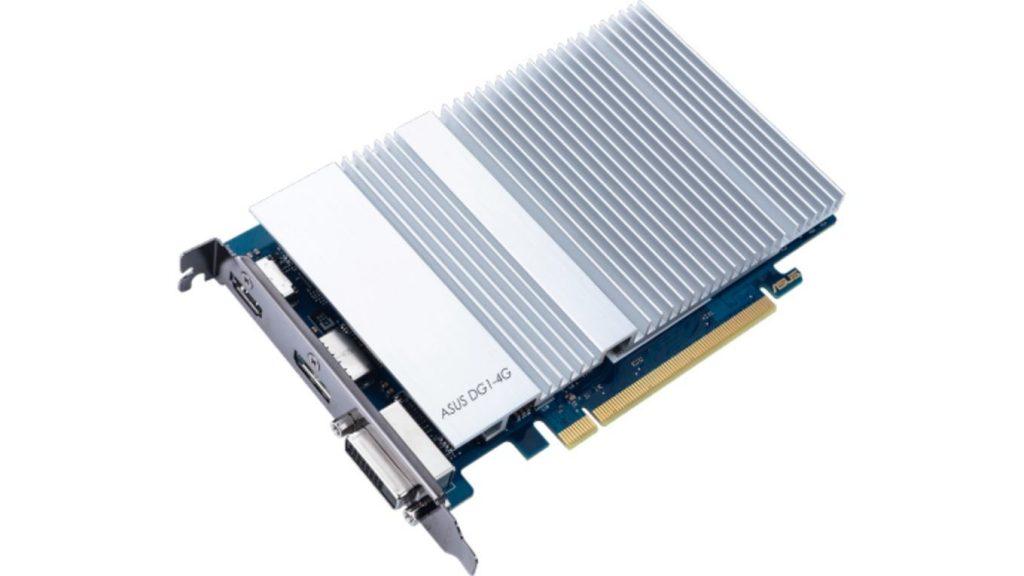 Carte graphique Intel Iris Xe DG1 ASUS