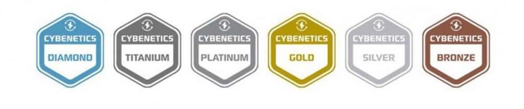Nouvelles certifications puissance Cybenetics